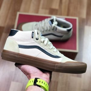 Vans MN Style 112 Mid Pro (VN0A3DOV) Mens Sneakers
